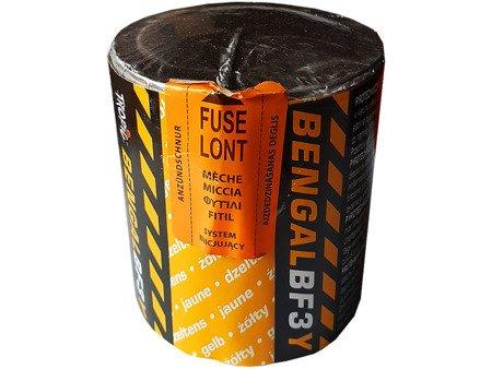 Ogień Bengalski (Flash) BF3/Y - żółty