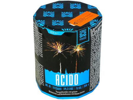"""Acido AC20-10-1 - 10 strzałów 0.8"""""""