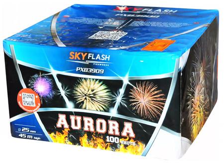 """Aurora PXB3909 - 100 strzałów 1"""""""