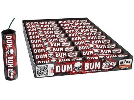 Bączek Rotate Dumbum RP5DU14 - 20 sztuk