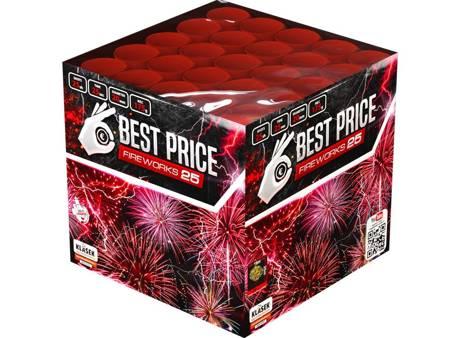 """Best Price RED C2520BP - 25 strzałów 0.8"""""""