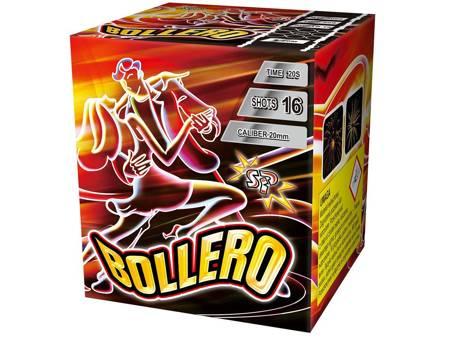 """Bollero B16-2002 - 16 strzałów 0.8"""""""
