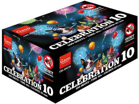 """Celebration 10 CEL100-10 - 100 strzałów 0.8"""""""