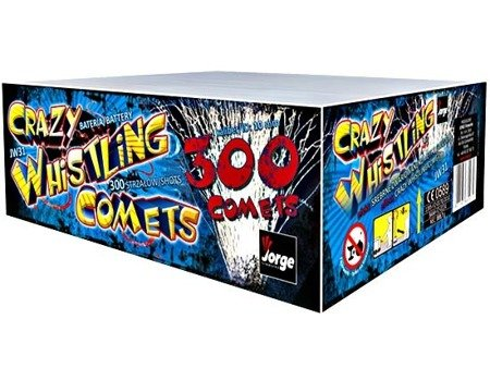 Crazy Whistling Comet JW31 - 300 strzałów