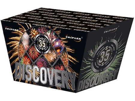 """Discovery TXB639 - 35 strzałów 1.2"""""""