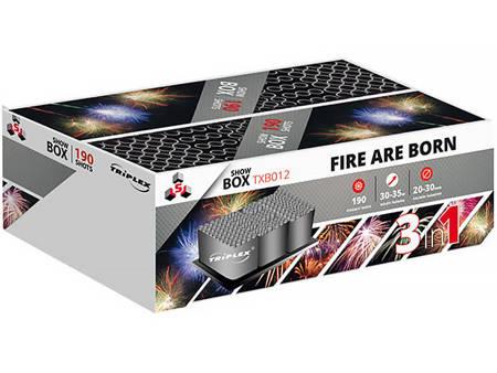 Fire Are Born TXB012 - 190 strzałów MIX