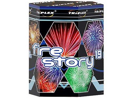 """Fire Story TXB466 - 19 strzałów 1"""""""