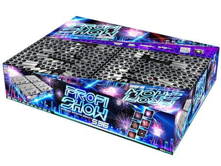 """Fireworks show 536 C53620F/C - 536 strzałów 0.8"""""""