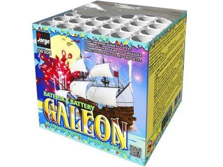 """Galeon JW308 - 36 strzałów 0.8"""""""