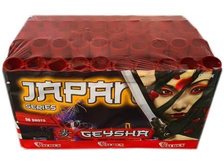"""Geysha - Japan Series - CS7379E - 50 strzałów 1.2"""""""