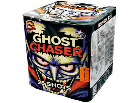 """Ghost Chaser CLE4095 - 25 strzałów 2"""""""