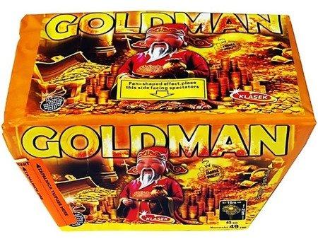 "Goldman CF4920G - 49 strzałów 0.8"""