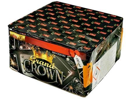 """Grand Crown F2S20-002 - 100 strzałów 0.8"""""""