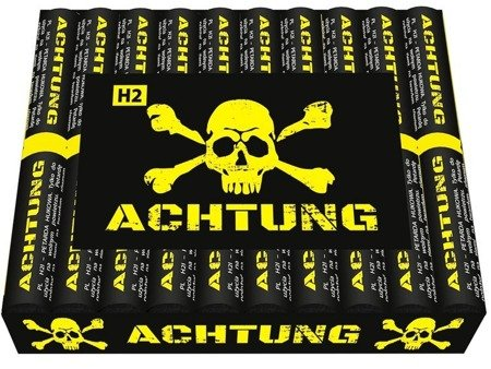 Petardy hukowe Achtung H2I - 20 sztuk