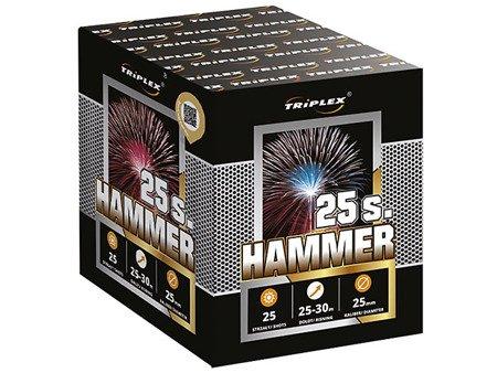 """HAMMER TXB540 - 25 strzałów 1"""""""