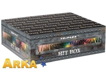 """Hit Box TXC610 -  168 strzałów 0,8"""""""