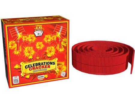 Karabinek petard Celebrations Cracker K1000R - 1000 strzałów