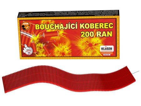 Karabinek petard Celebrations Cracker K200R - 200 strzałów
