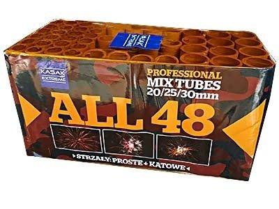 Kasak Extreme ALL48-01 - 48 strzałów MIX