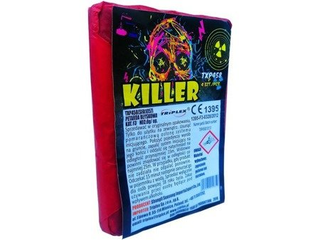 Killer TXP458 - 4 sztuki