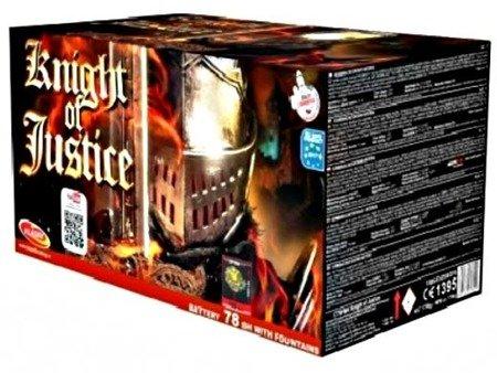 Knight of Justice C78FMK - fontanna + 78 strzałów