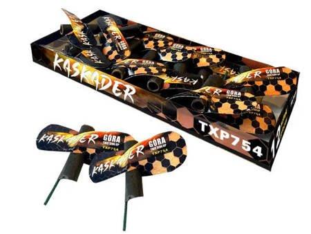 Latające motyle Kaskader TXP754 - 12 sztuk