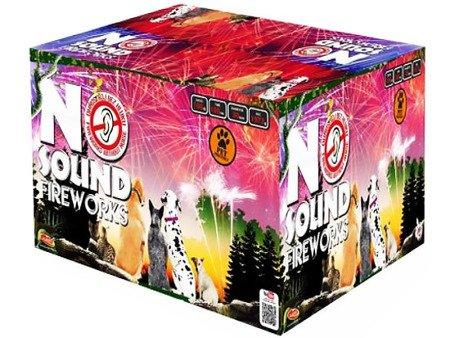 """No sound Fireworks C1003NO/C14 - 100 strzałów 1.2"""""""