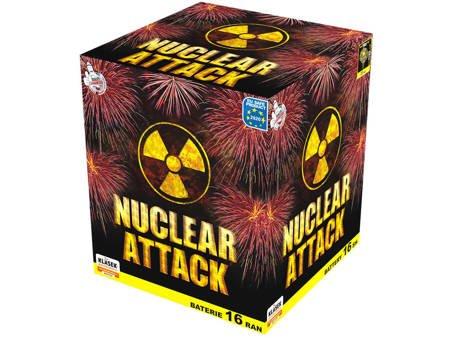 """Nuclear Attack C1620N - 16 strzałów 0.8"""""""