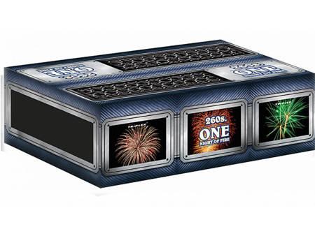 One Night of Fire TXB011 - 260 strzałów MIX
