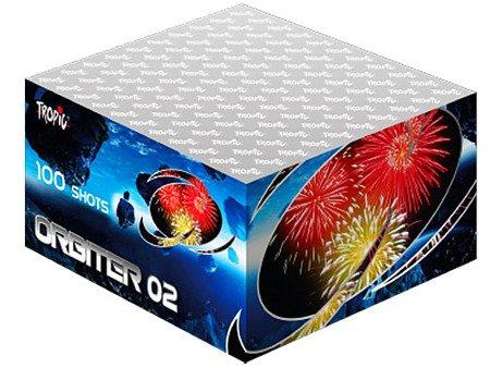 """Orbiter 02 TB181 - 100 strzałów 0.8"""""""