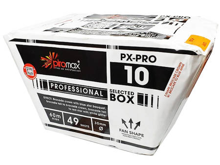 """PX-PRO 10 - 49 strzałów 1.2"""""""