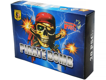 Petarda Pirate Bomb PSFB007 - 20 sztuk