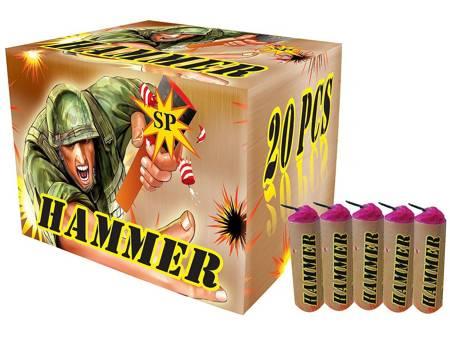 Petardy Hammer C1112/ EP1220 - 20 sztuk