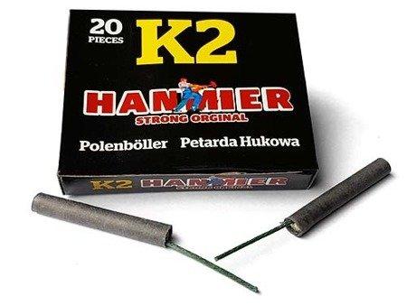 Petardy Hammer K2 - 20 sztuk