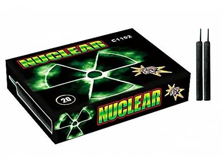 Petardy Nuclear C1102 - 20 sztuk