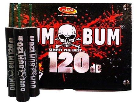 Petardy hukowe DumBum P10D10 - 10 sztuk