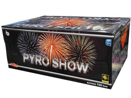 """Pyro show CF1003P/C - 100 strzałów 1.2"""""""