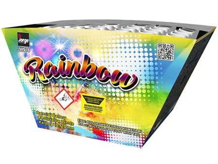 """Rainbow JW916  - 49 strzałów 0.8"""""""