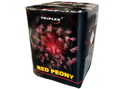 """Red Peony TXB462 - 9 strzałów 0.8"""""""