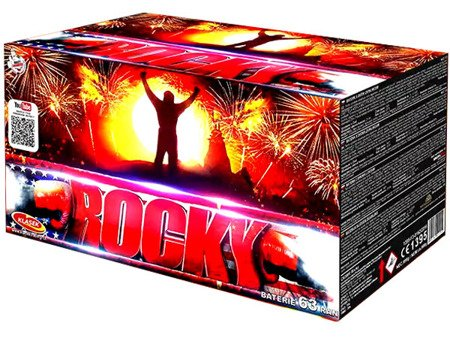 Rocky C63MR - 63 strzały MIX