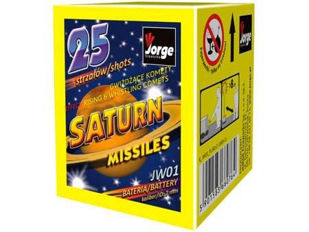 Saturn Missiles JW01 - 25 strzałów