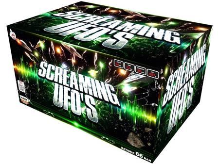 """Screaming UFO's C6620S14 - 66 strzałów 0.8"""""""