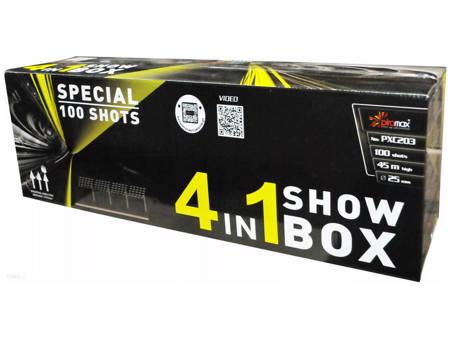 """Show Box PXC203 - 100 strzałów 1"""""""