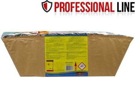 Single Line CSS13A - złoty ognisty pióropusz