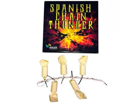 Spanish Chain Thunder CT03