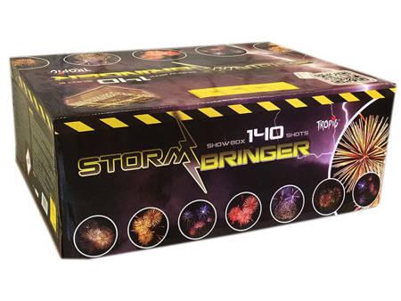 "Storm Bringer TB400 - 140 strzałów 0.8""/1.2"""