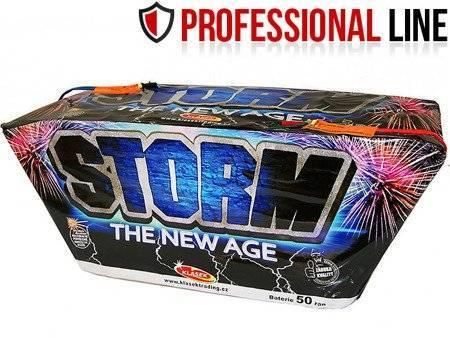 """Storm new age-Fan shape CF503X23 - 50 strzałów 1.2"""""""