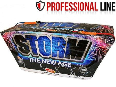 """Storm new age-Fan shape CF503X48 - 50 strzałów 1.2"""""""