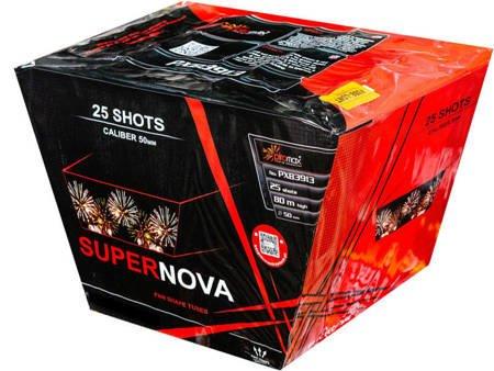 """Supernova PXB3913 - 25 strzałów 2"""""""