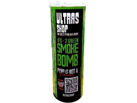 Świeca dymna JFS-2 - zielona
